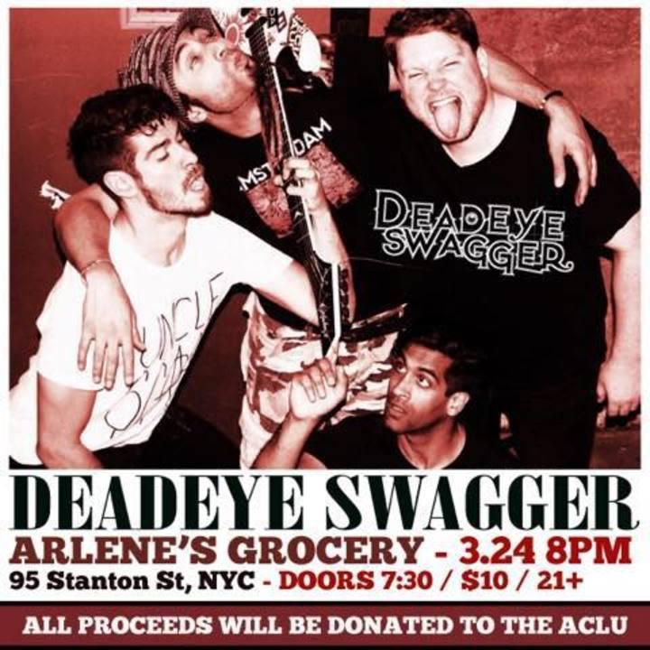 DEADEYE SWAGGER Tour Dates