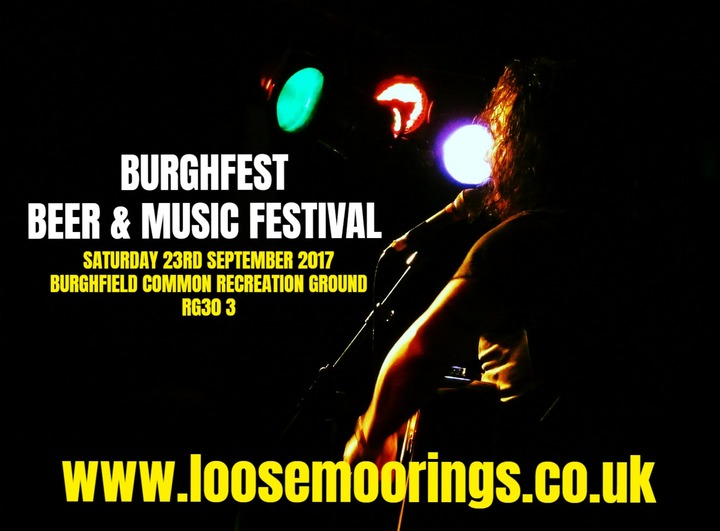Loose Moorings @ Burghfield Common Recreation Grounds - Reading, United Kingdom