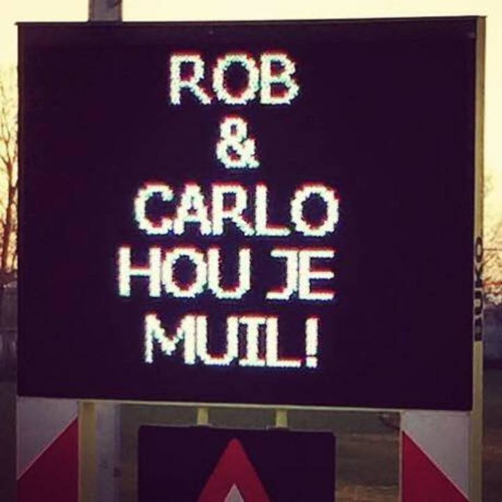 Rob&Carlo.nl Tour Dates