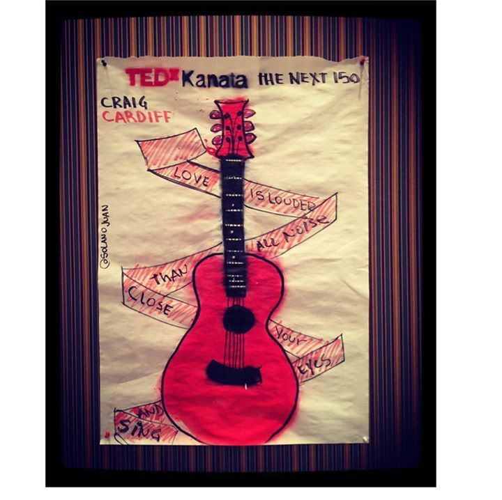 Craig Cardiff @ blacksheep Inn - Wakefield, Canada