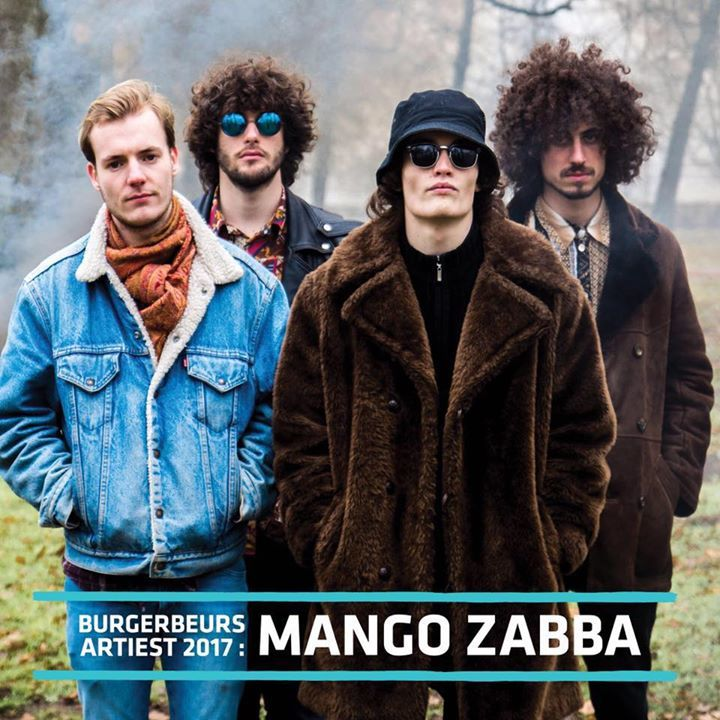 Mango Zabba Tour Dates