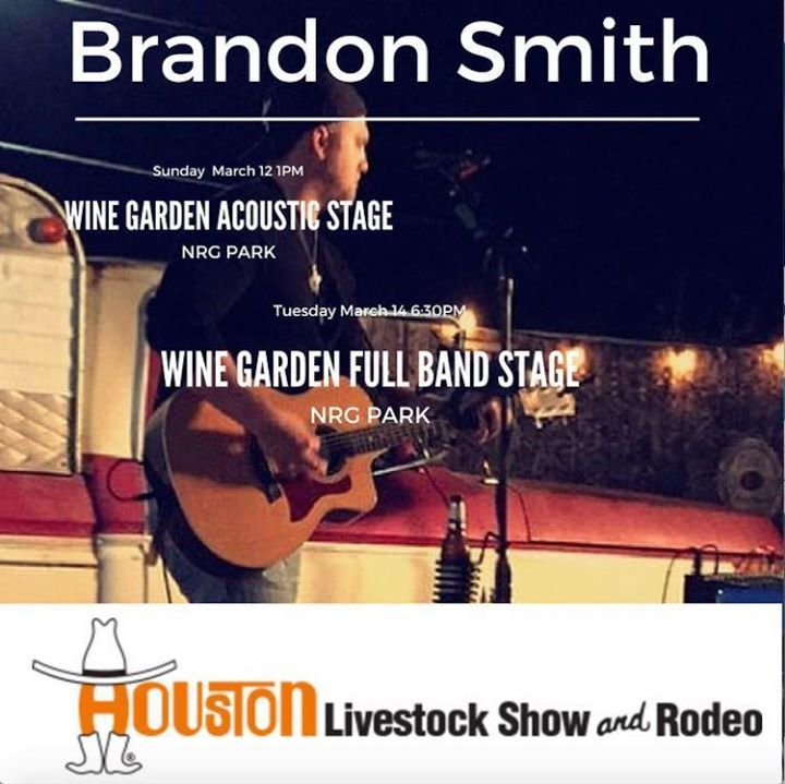 Brandon Smith Music @ Blue Collar Bar - Pasadena, TX