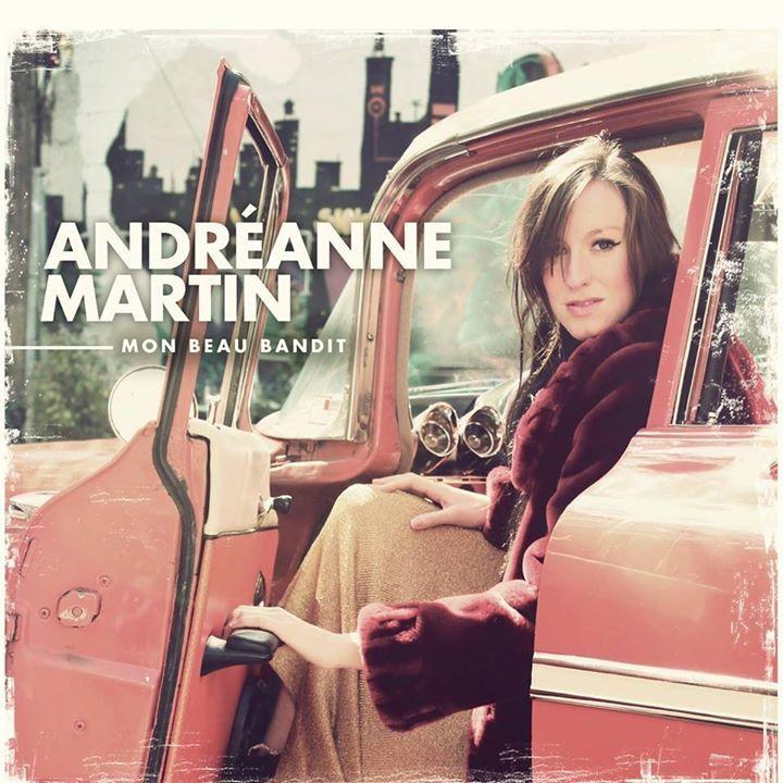 Andréanne Martin musique Tour Dates