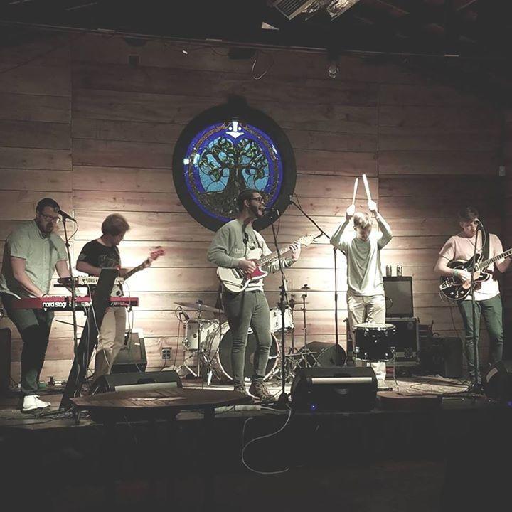 Caleb Jones & The Family Band Tour Dates