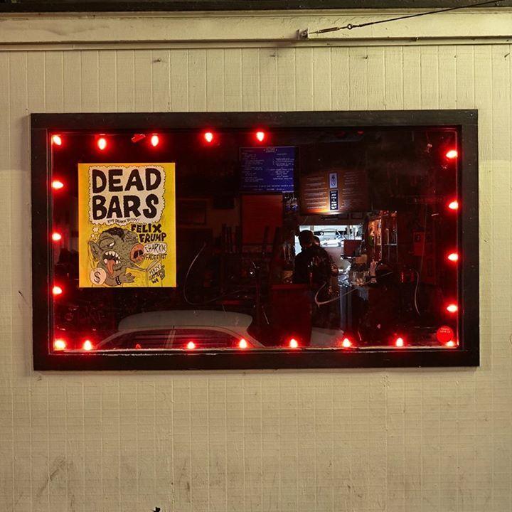 Dead Bars Tour Dates