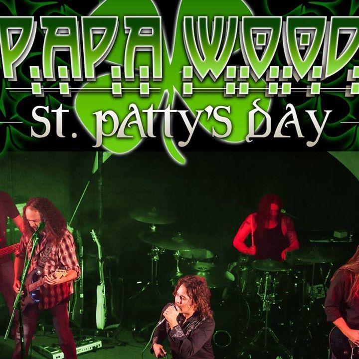 Papa Wood Tour Dates