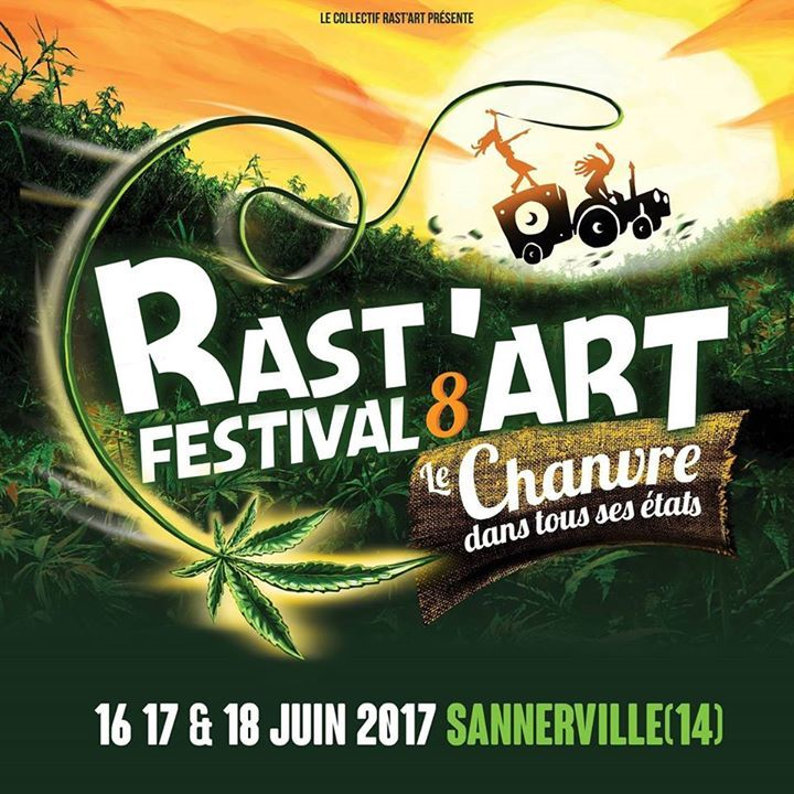 Rast'art Festival Tour Dates