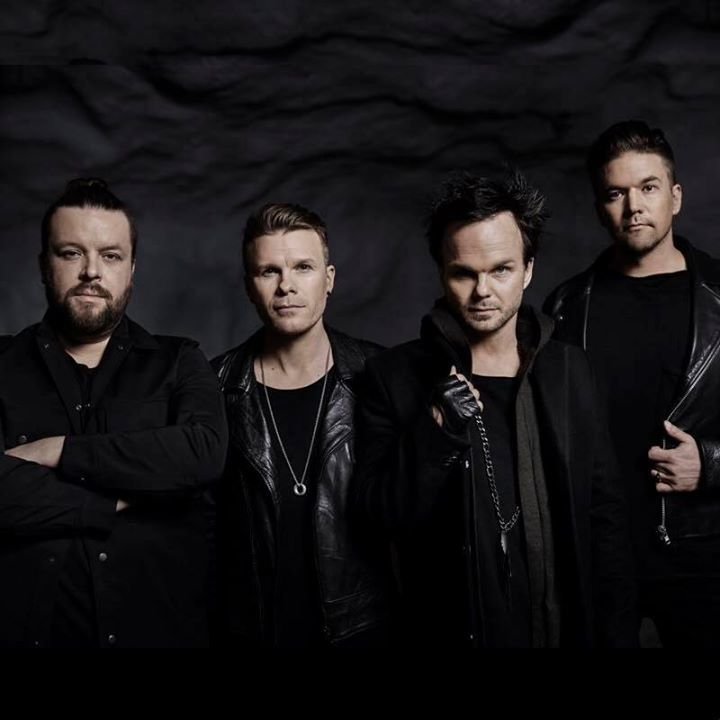 The Rasmus Tour Dates