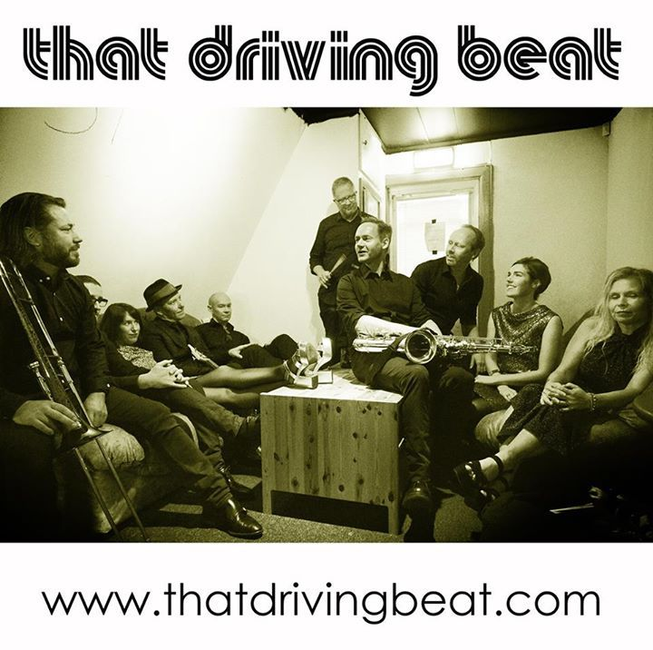 That Driving Beat Tour Dates