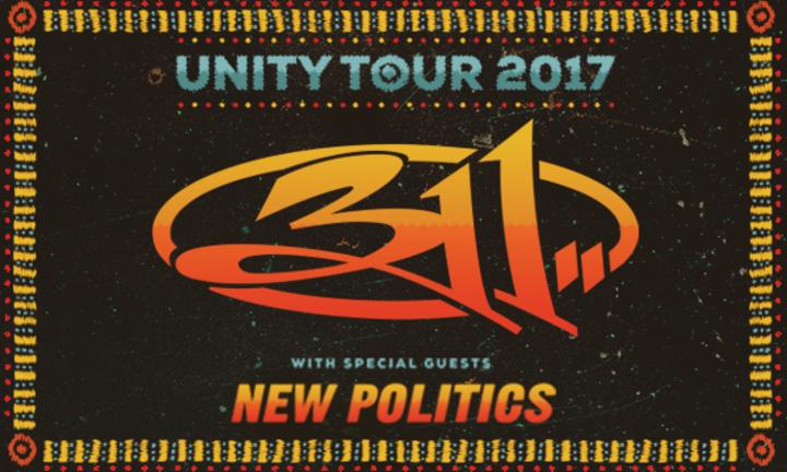 311 @ Cuthbert Amphitheatre - Eugene, OR