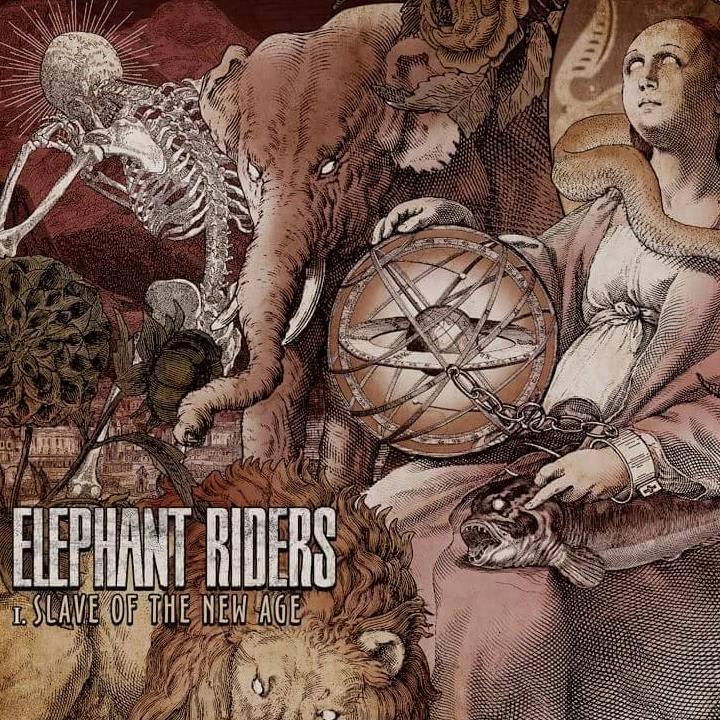 Elephant Riders - Málaga Tour Dates
