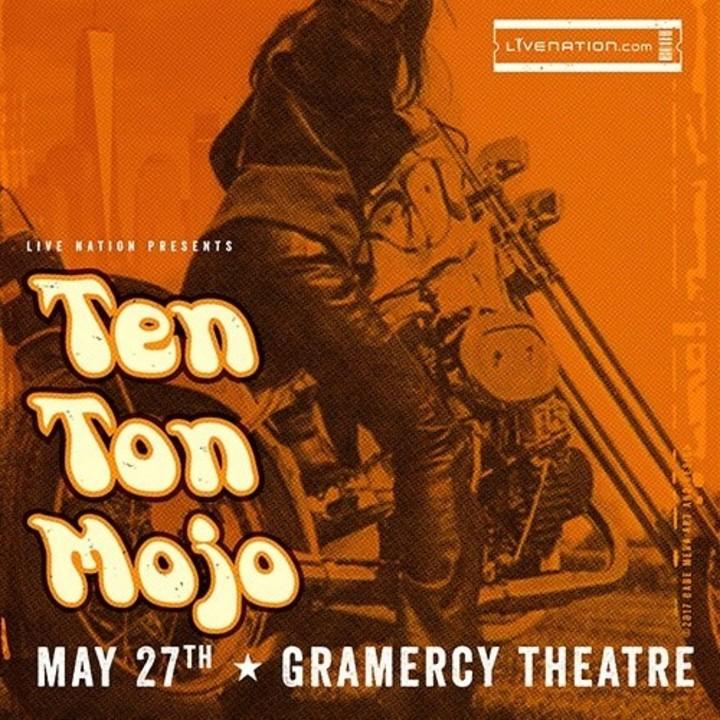 Ten Ton Mojo Tour Dates