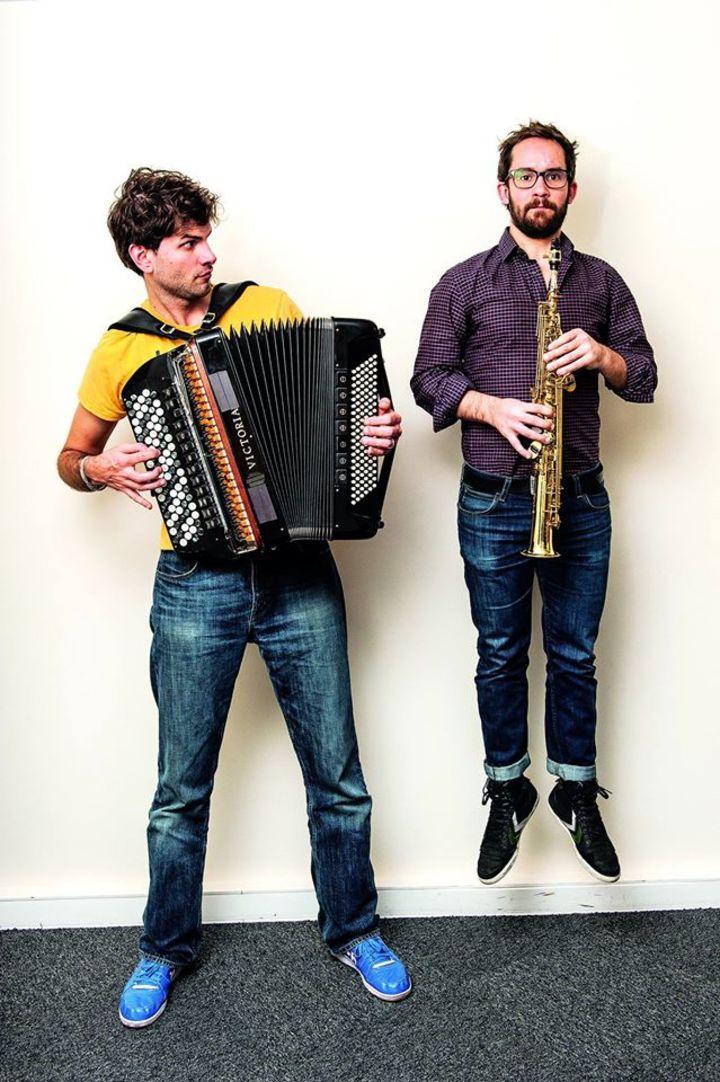 Emile Parisien x Vincent Peirani Duo Tour Dates