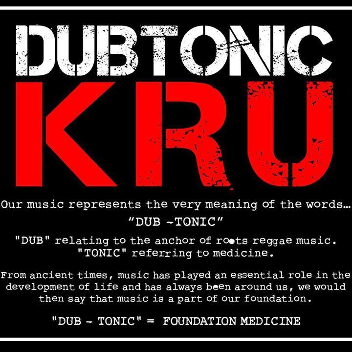 Dubtonic Kru Tour Dates