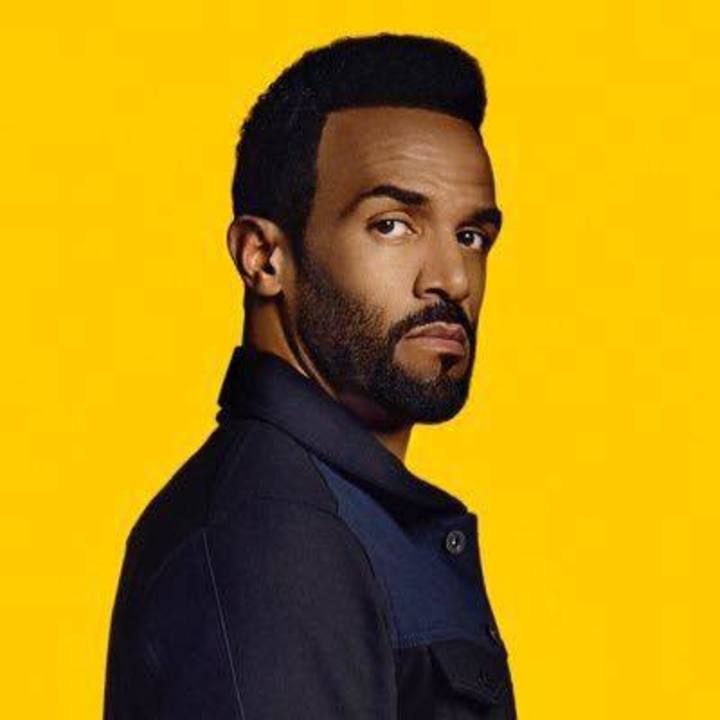 Craig David Tour Dates