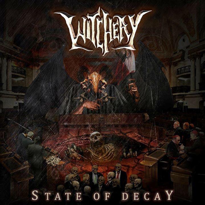 Witchery (Perú) Tour Dates