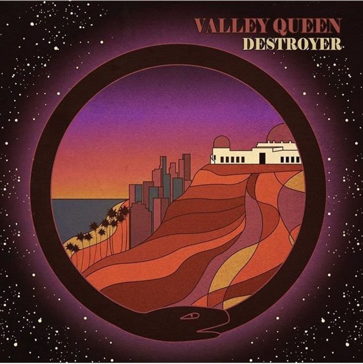 Valley Queen @ The Wayfarer - Costa Mesa, CA