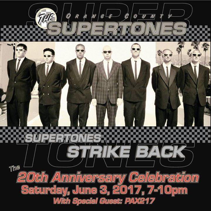 The O.C. Supertones Tour Dates