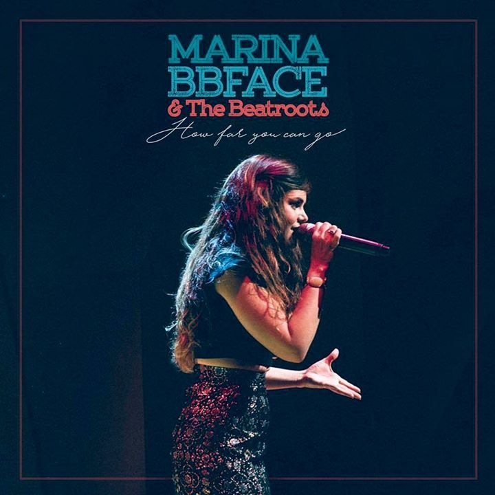 Marina BBface & The Beatroots Tour Dates