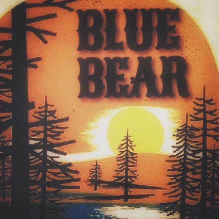 BLUE BEAR Tour Dates