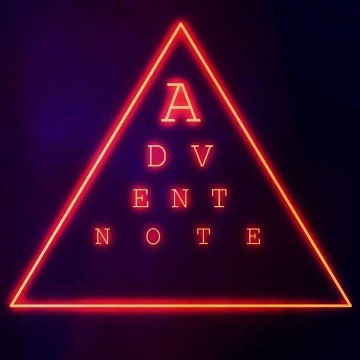 ADVENTNOTE Tour Dates