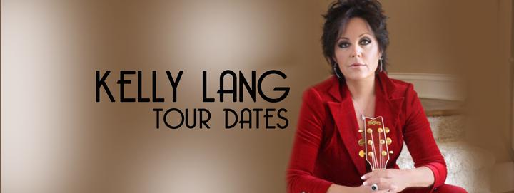 Kelly Lang Fan Club Tour Dates