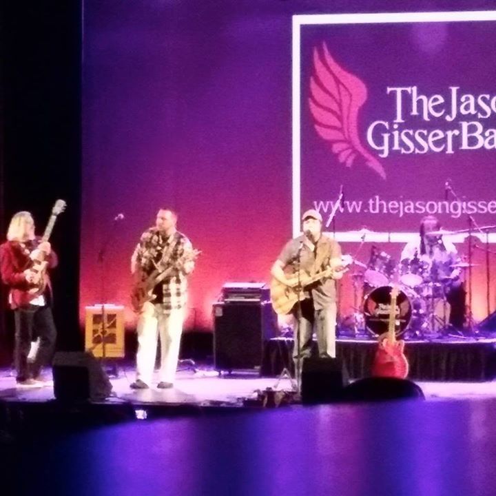 The Jason Gisser Band Tour Dates