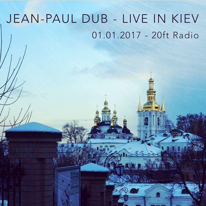 Jean-Paul Dub @ Paris - Saint-Nicolas-De-La-Grave, France