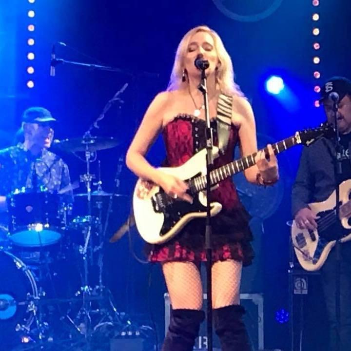 Vanesa Harbek Blues Band Tour Dates