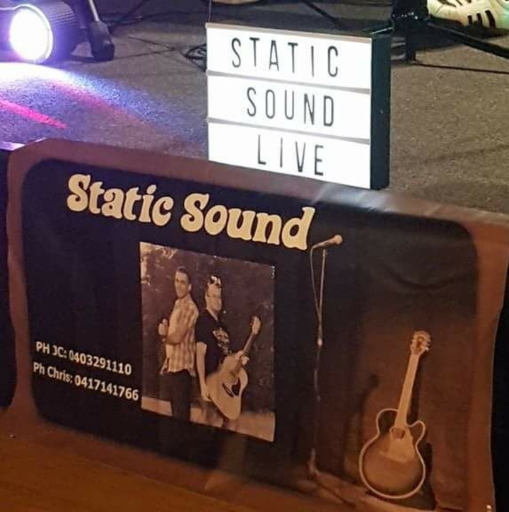 Static Sound Tour Dates