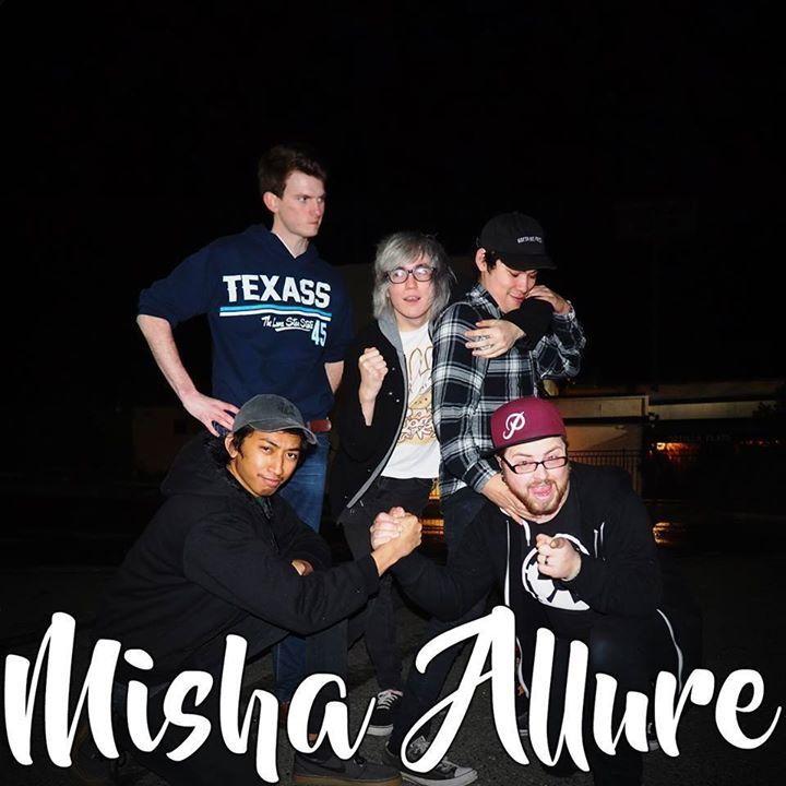 Misha Allure Tour Dates