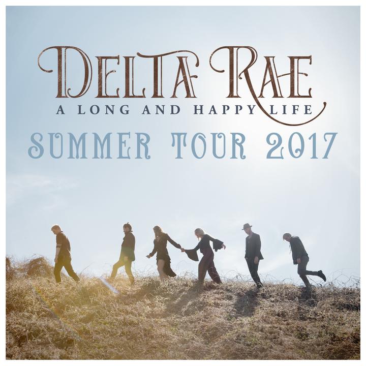 Delta Rae @ The Jefferson Theater - Charlottesville, VA