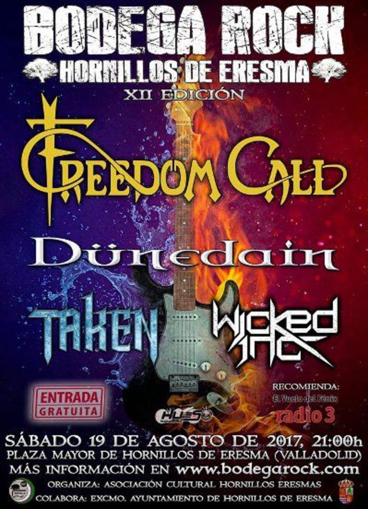 Dünedain @ Bodega Rock - Hornillos De Eresma, Spain
