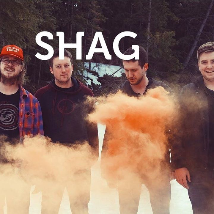 Shag Tour Dates