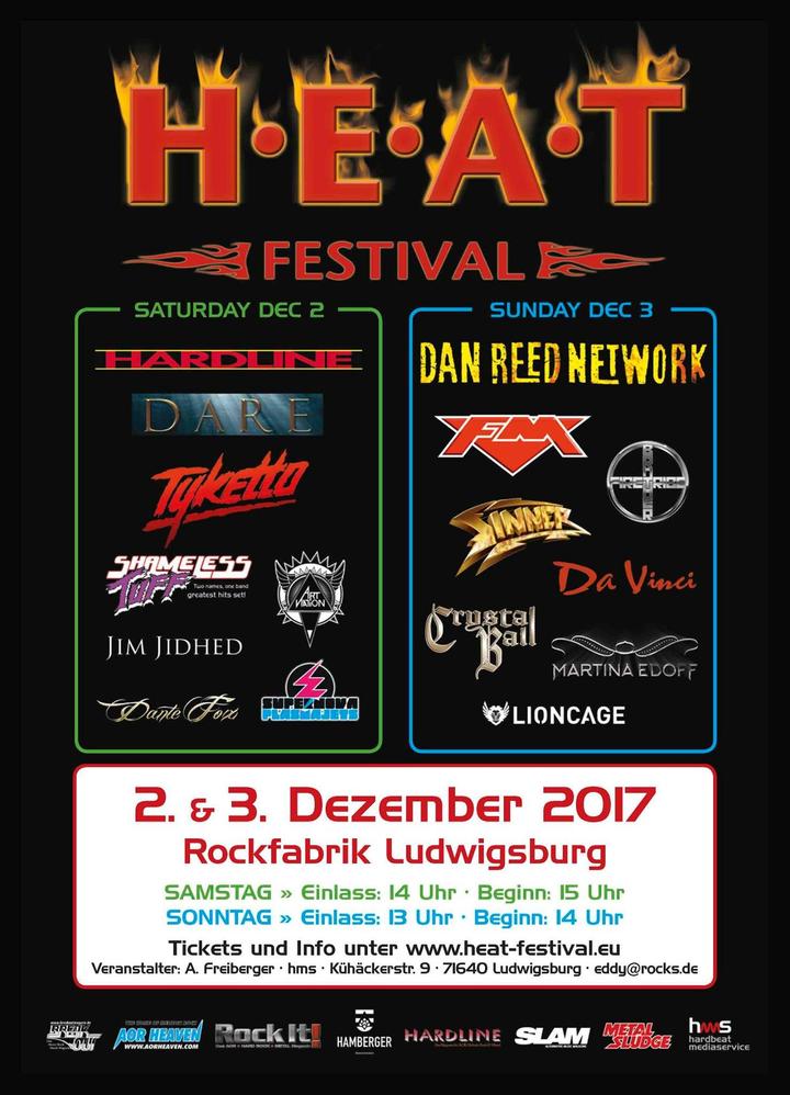 FM @ Rockfabrik - Ludwigsburg, Germany