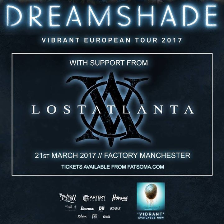 Lost Atlanta Tour Dates