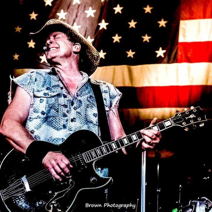 Ted Nugent @ Freedom Hill  - Sterling Heights, MI