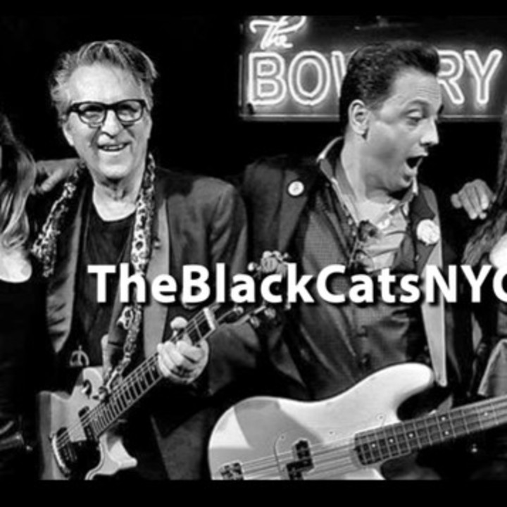 The Black Cats NYC Tour Dates