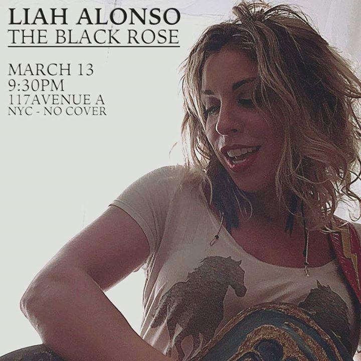 Liah Alonso Music Tour Dates