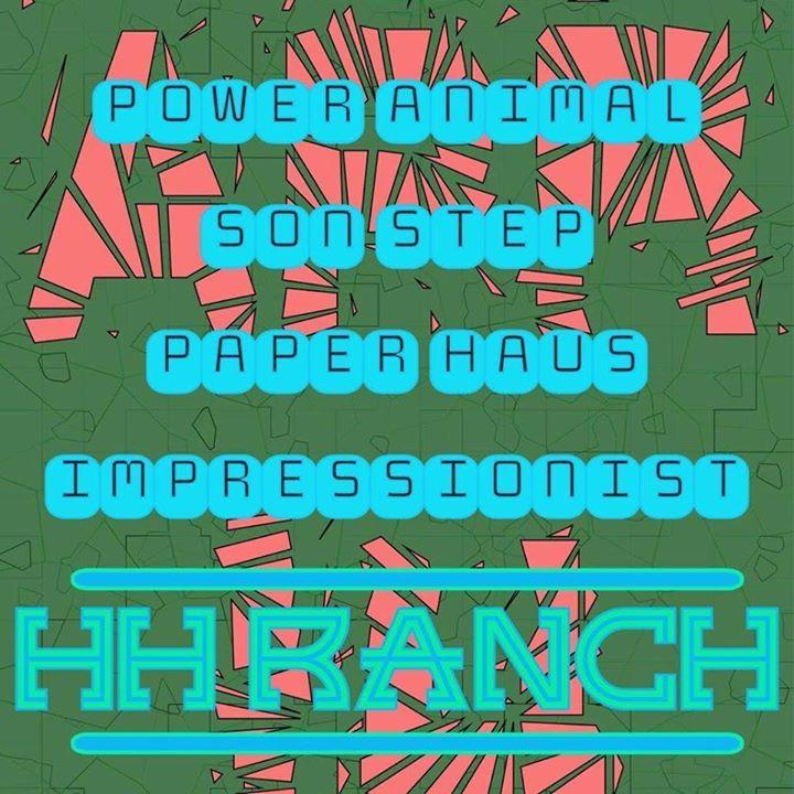 Paperhaus Tour Dates