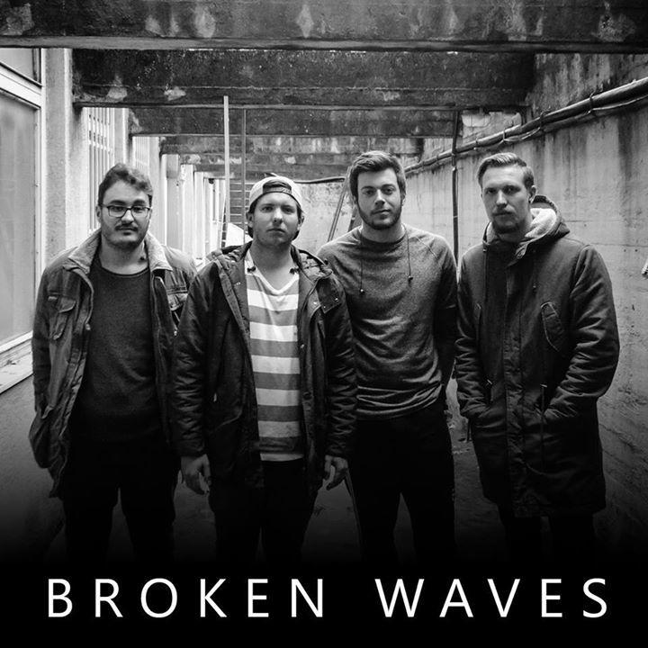 Broken Waves Tour Dates