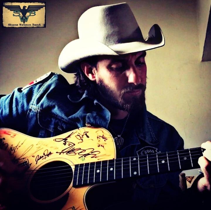 Shane Watson Band @ Lonesome Dove - Acoustic Solo - Austin, TX