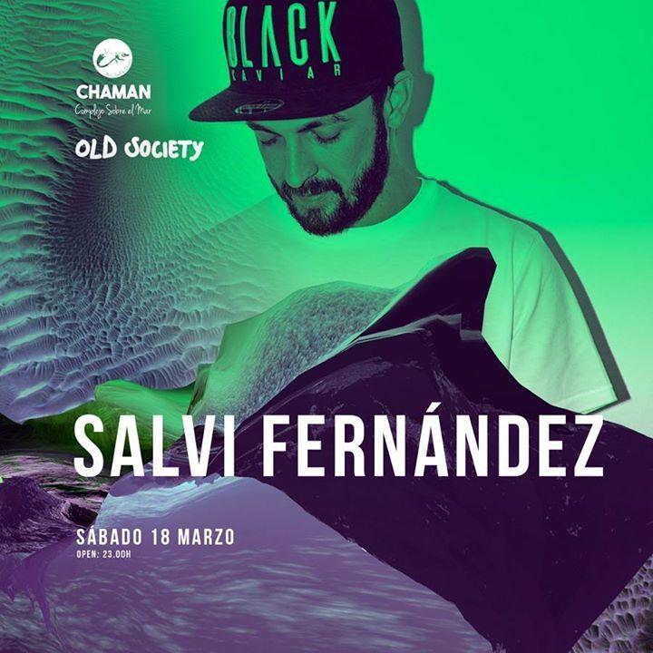 SALVI FERNANDEZ Tour Dates