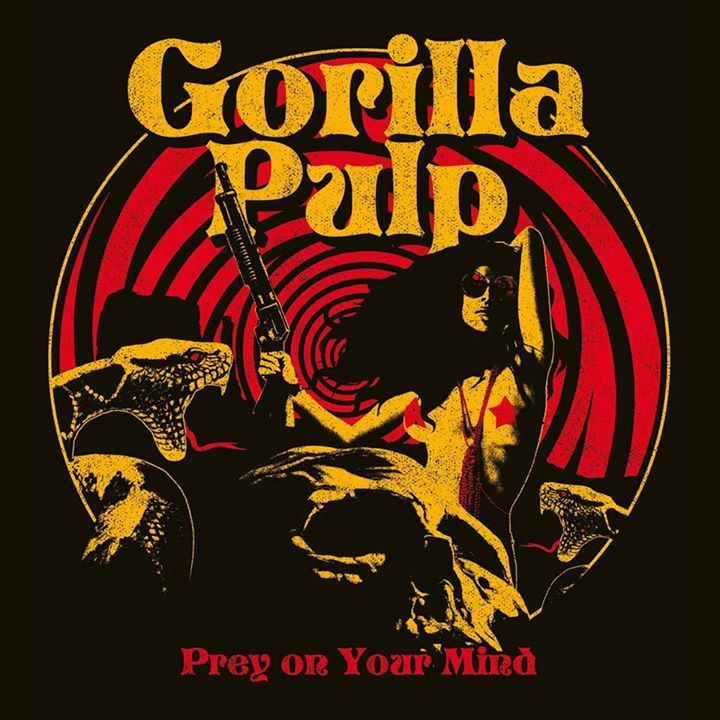 Gorilla Pulp Tour Dates