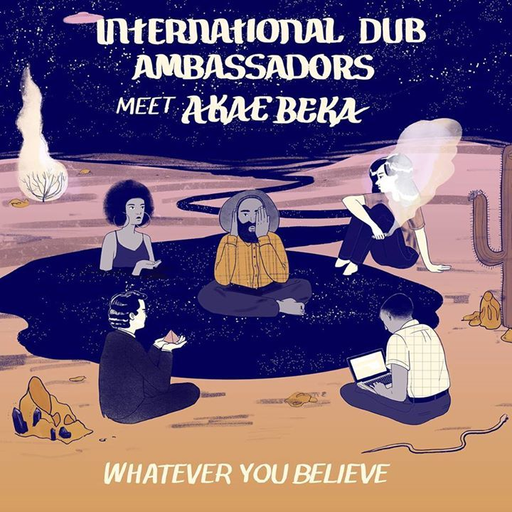 International Dub Ambassadors Tour Dates