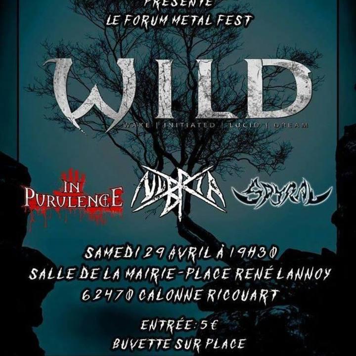 WILD (FR) Tour Dates