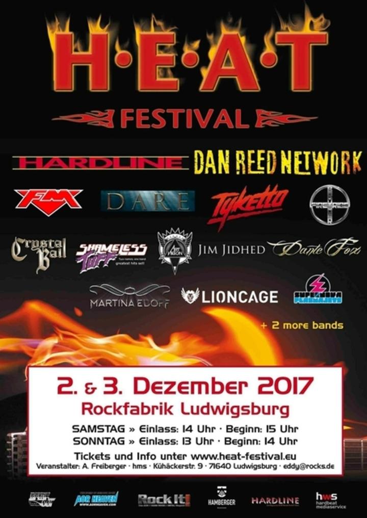 Tyketto @ Rockfabrik - Ludwigsburg, Germany