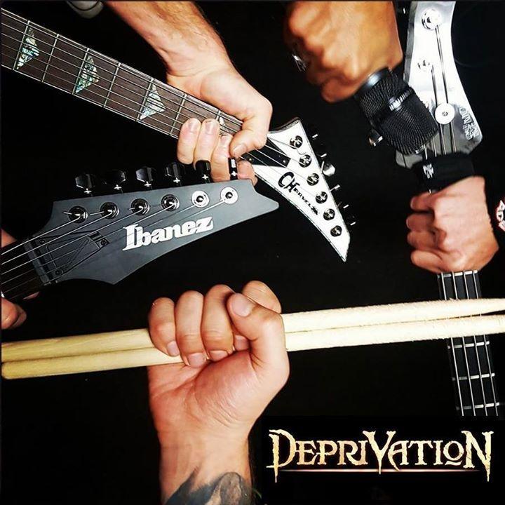 Deprivation Tour Dates