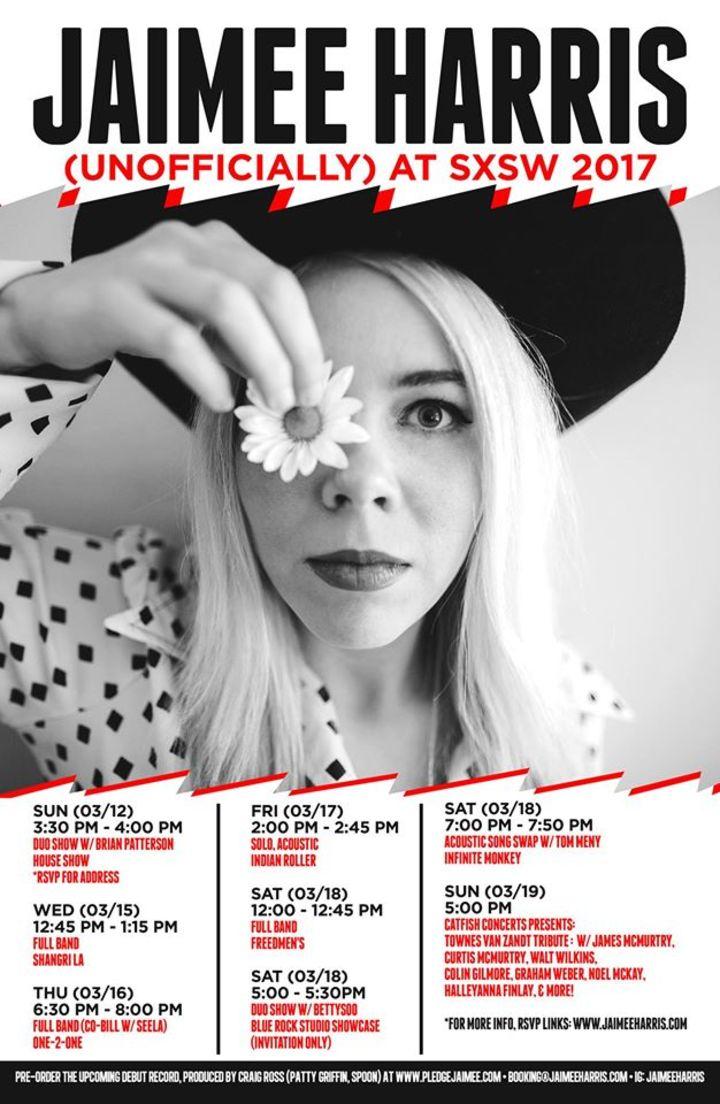 Jaimee Harris Tour Dates
