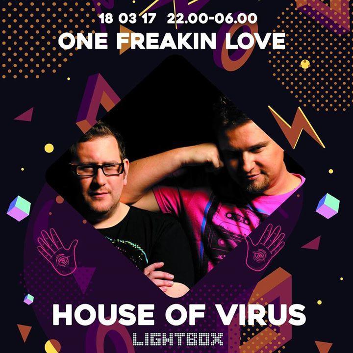 House Of Virus Tour Dates